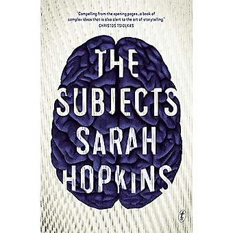 The Subjects by Sarah Hopkins - 9781925773781 Book