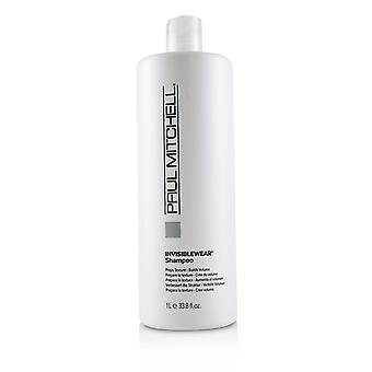 Invisiblewear shampoo (preps rakenne rakentaa tilavuus) 232650 1000ml / 33.8oz