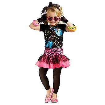 80's Pop Star Child Costume