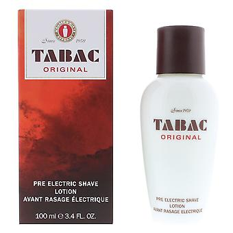 Tabac Original Pre Electric Shave Lotion 100ml Für ihn
