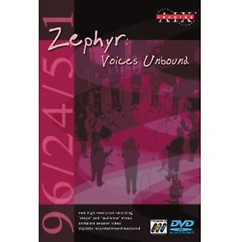 Zephyr - stemmen niet-afhankelijk [DVD-Audio] USA importeren