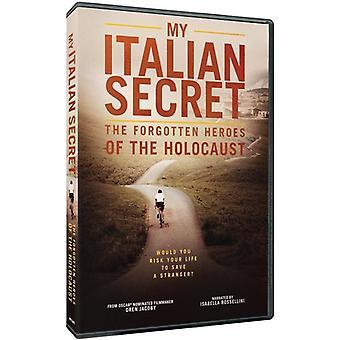 My Italian Secret: The Forgotten Heroes [DVD] USA import