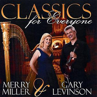 Merry Miller - Classics for Everyone [CD] USA import