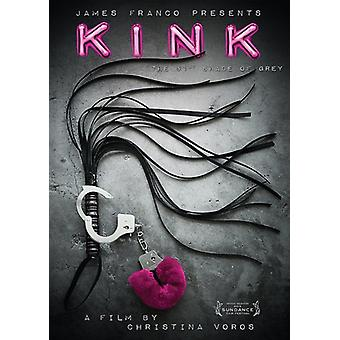 Kink [DVD] USA import