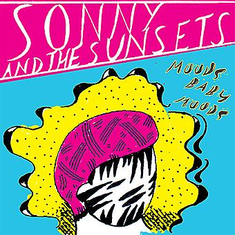 Sonny & the Sunsets - Moods Baby Moods [Vinyl] USA import
