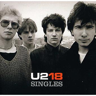 U2 - U218 Singles [CD] USA import