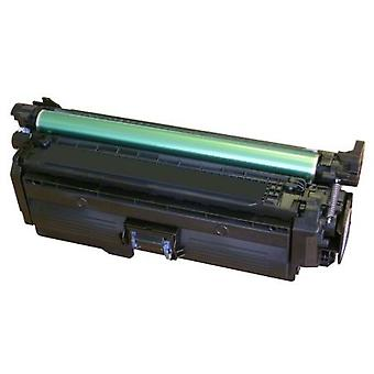 RudyTwos Replacement for HP 646X Toner Cartridge Black Compatible with Colour Laserjet CM-4540, 4540f, 4540fskm, MFP CF031A 646A
