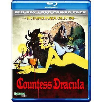 Countess Dracula [Blu-ray] USA import