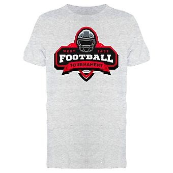 American Football Tournament  Tee Men's -Image by Shutterstock