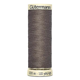 Gutermann Sew-all 100% Polyester Thread 100m Hand and Machine Colour Code  - 469