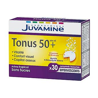 New Top Form 50+ 30 effervescent tablets