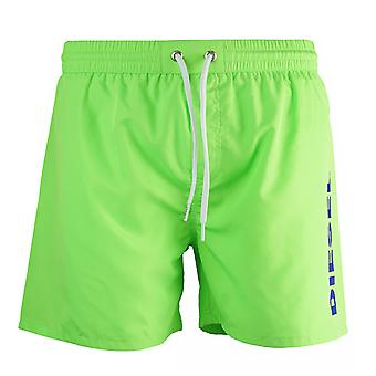 Diesel BMBX-WAVE Green Swim Shorts