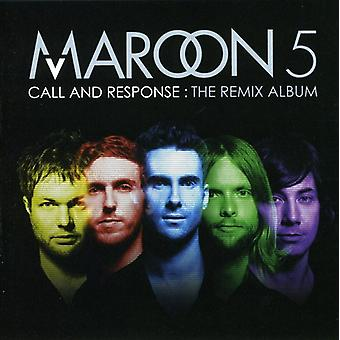 Maroon 5 - samtal & svar [CD] USA import