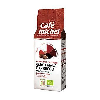 Guatemalan ground espresso coffee 250 g of powder