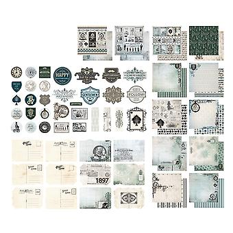 Couture Creations Gentleman's Emporium 12x12 Inch Collection Pack
