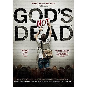 God's Not Dead [BLU-RAY] USA import