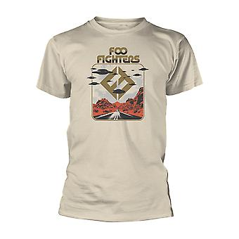 Foo Fighters Roswell Official Tee T-Shirt Unisex