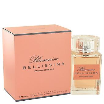 Blumarine Bellissima Intense Eau De Parfum Spray Intense By Blumarine Parfums 100Ml