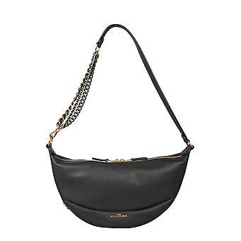 Marc Jacobs M0016233001 Women's Black Leather Pouch