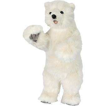 Plush - Hansa - Polar Cub On 2Ft 14'' Soft Doll New 5303