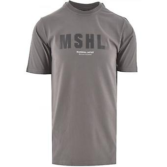 Marshall Artista Gunmetal Grey Raptor T Shirt