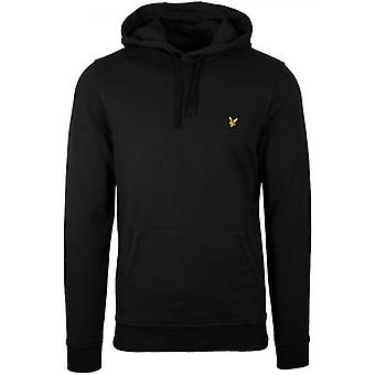Happy de pull noir Lyle & Scott Jet