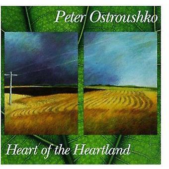 Peter Ostroushko - Heart of the Heartland [CD] USA import