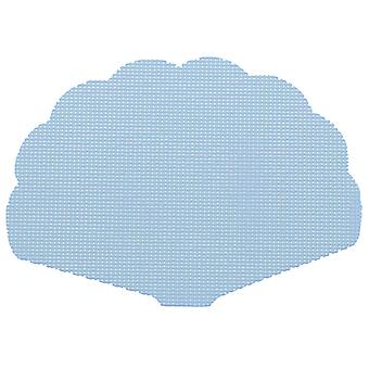 Fishnet Serenity Shell Placemat Dz.