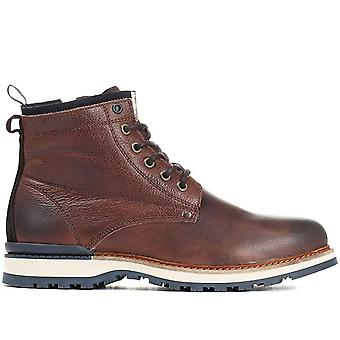 Jones Bootmaker Mens Casual Lace Up Ankle Boot