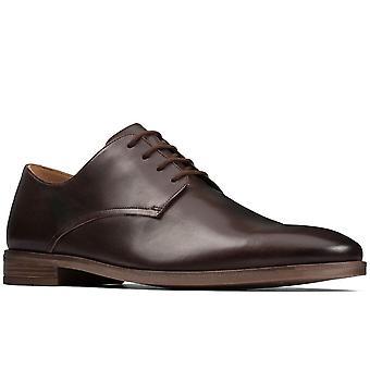 كلاركس ستانفورد المشي الرجال أحذية أكسفورد الرسمية