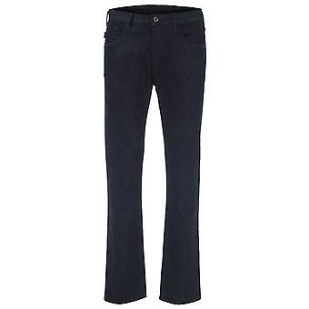 Armani jeans men's j45 indigo jeans