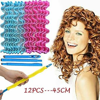 Curlers păr lung Curl Leverage Role Spiral Ringlets Hairdressing Tool