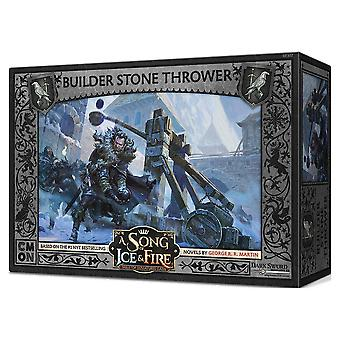 Night s Watch Stone Thrower Crew A Song Of Ice and Fire Expasion Pack