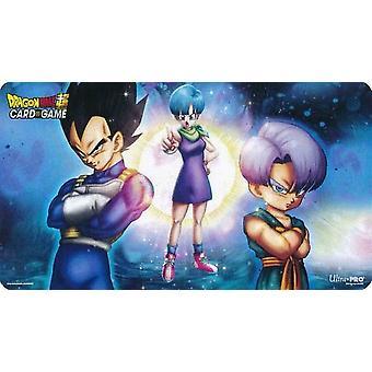 Dragon Ball Super Playmat Bulma Vegata en Trunks