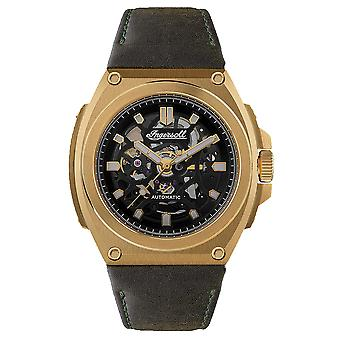 Motion Watch for Automatic Analog Man with Cowhide Bracelet I11701