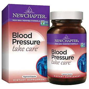 New Chapter Blood Pressure Take Care, 60 Vcaps