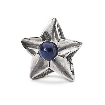 Trollbeads Sterling Silver Boogschutter Star Bead TAGBE-00269