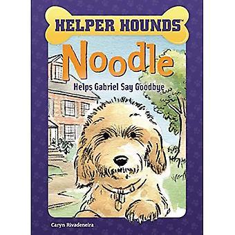 Noodle Helps Gabriel Say Goodbye - Helper Hounds