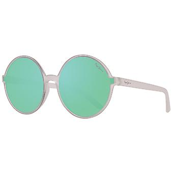 Transparent Women Sunglasses