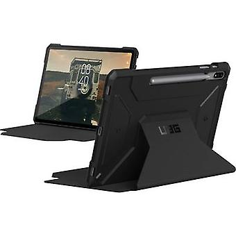 Urban Armor Gear Metropolis BookCase Samsung Galaxy Tab S7 Black Tablet PC bag (brand-specific)