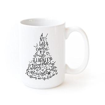 Christmas Favorites Coffee Mug