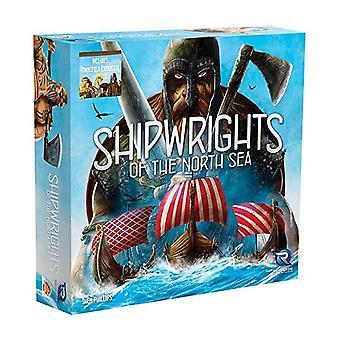 Shipwrights of The North Sea Board Game