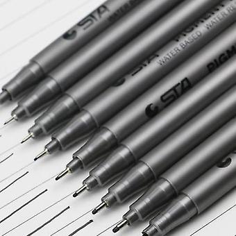 Dessin Needle Waterproof Fade Proof Micron Pen