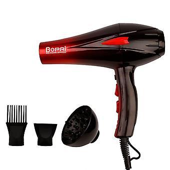 Professionell hårfön, hög effekt styling verktyg, blåsa varm och kall, EU Plug
