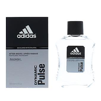 Adidas Dynamic Pulse After Shave 100ml Splash For Men's - NEW For Him Aftershave
