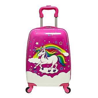 Cartoon Rolling Luggage