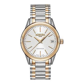 Roamer Superior 3H 508856491551 Women's Watch