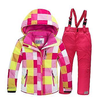 Jacket-pants Ski Set