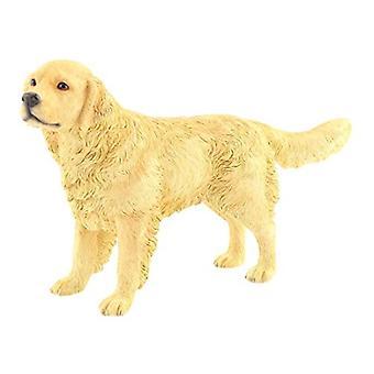 Golden Retriever Figurine By Lesser & Pavey