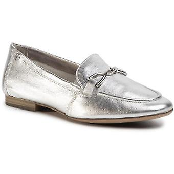 Chaussures Silver Metall Low Heel
